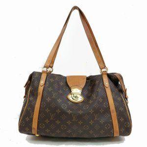 100% Auth Louis Vuitton Stresa PM Shoulder Bag